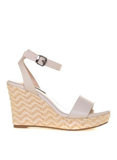 Nine West Nine West Topuklu Ayakkabı Beyaz